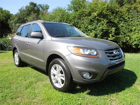 2010 Hyundai Santa Fe for sale in Kannapolis NC