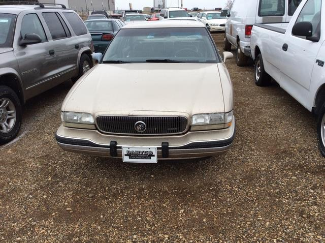 1993 buick lesabre for sale in chamberlain sd. Black Bedroom Furniture Sets. Home Design Ideas