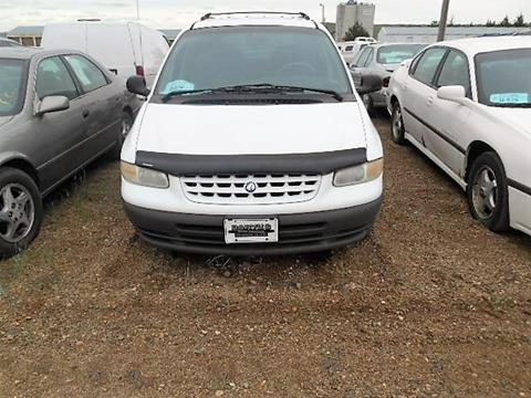1997 Plymouth Grand Voyager for sale in Chamberlain, SD