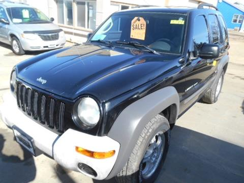 2003 Jeep Liberty for sale in Chamberlain, SD