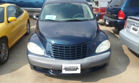 2002 Chrysler PT Cruiser for sale in Chamberlain, SD