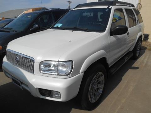 2003 Nissan Pathfinder for sale in Chamberlain, SD