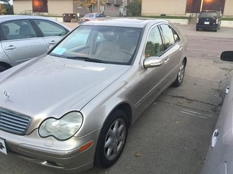 2002 Mercedes-Benz C-Class for sale in Chamberlain, SD