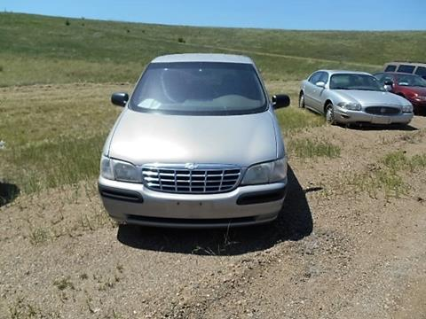 2000 Chevrolet Venture for sale in Chamberlain, SD