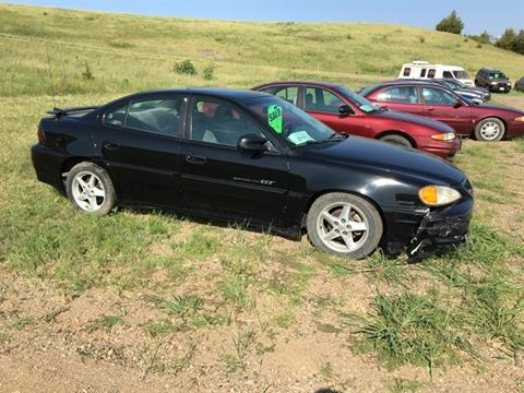 2000 Pontiac Grand Am for sale in Chamberlain, SD