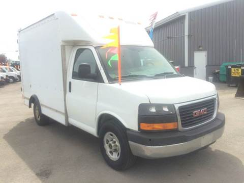 2011 Gmc Savana Cutaway For Sale Carsforsale Com