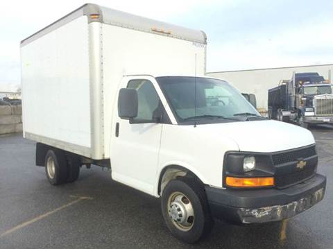 2007 Chevrolet Express Cutaway for sale in Lynn, MA