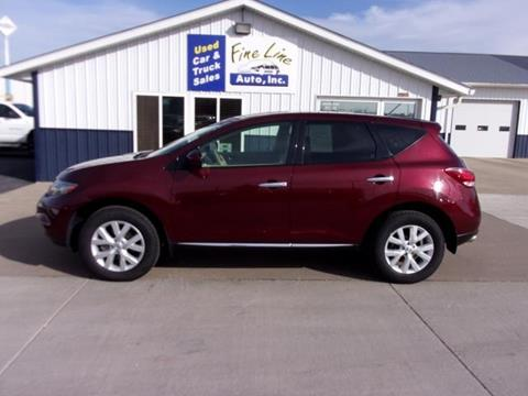 2012 Nissan Murano for sale in Fort Pierre SD