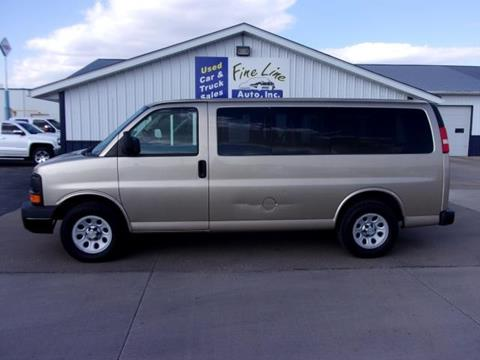 2010 Chevrolet Express Passenger for sale in Fort Pierre, SD