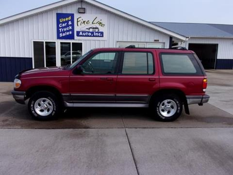 1996 Ford Explorer for sale in Fort Pierre SD