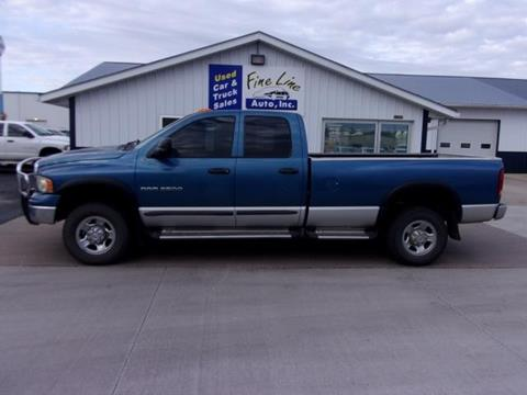 2003 Dodge Ram Pickup 2500 for sale in Fort Pierre SD