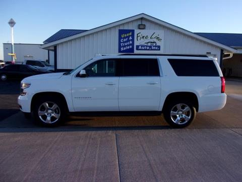 2016 Chevrolet Suburban for sale in Fort Pierre, SD