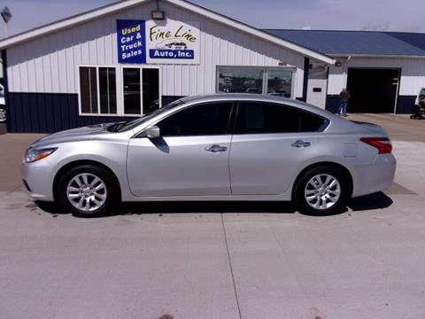 2016 Nissan Altima for sale in Fort Pierre, SD