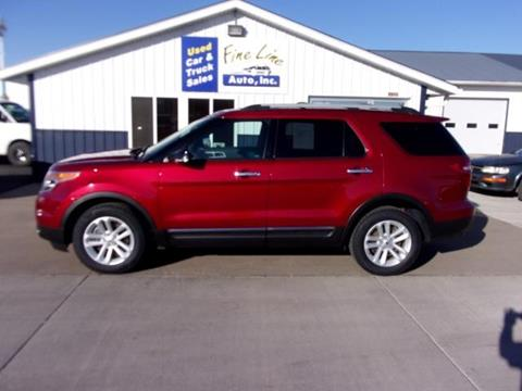 2013 Ford Explorer for sale in Fort Pierre, SD