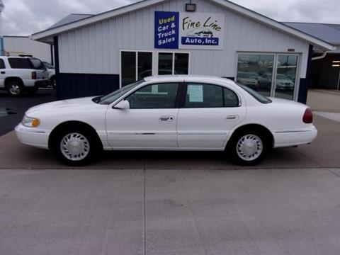 1998 Lincoln Continental for sale in Fort Pierre, SD