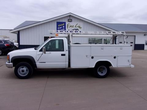 1997 chevy 3500 6.5 turbo diesel mpg
