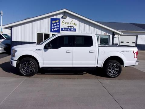 2015 Ford F-150 for sale in Fort Pierre, SD
