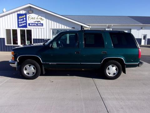 1997 Chevrolet Tahoe for sale in Fort Pierre SD