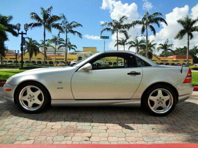 1999 mercedes benz slk class slk230 sport 2dr supercharged for 1999 mercedes benz slk 230 hardtop convertible