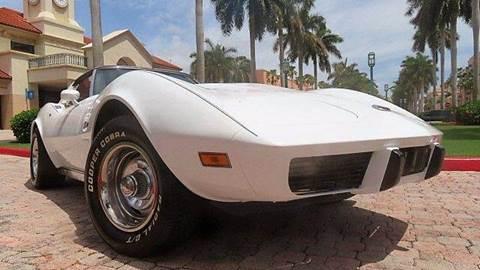 1976 Chevrolet Corvette for sale in Boca Raton, FL