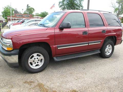 2005 Chevrolet Tahoe for sale in Marshall, TX