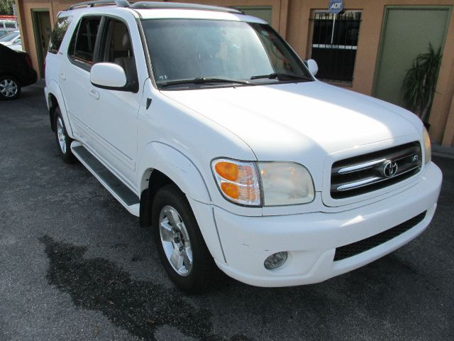 Used 2003 Toyota Sequoia Limited In Orlando Fl At