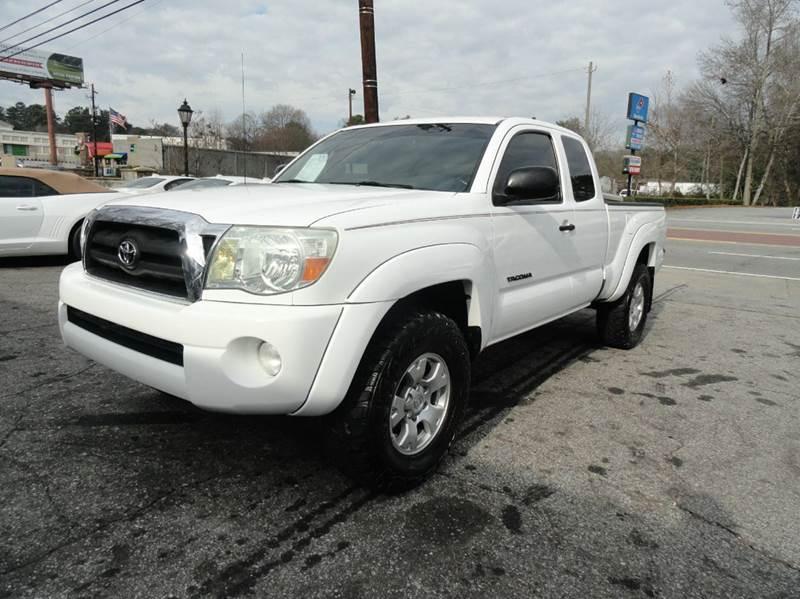 Toyota tacoma loan rates