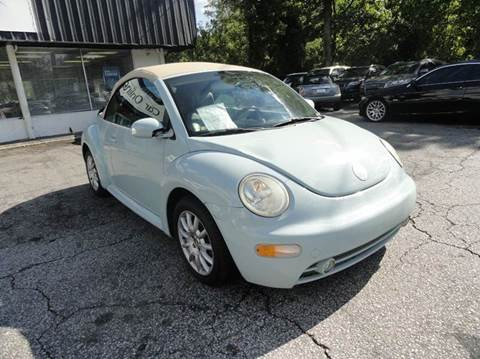 2005 Volkswagen New Beetle for sale in Roswell, GA