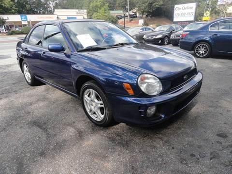 2003 Subaru Impreza for sale in Roswell, GA