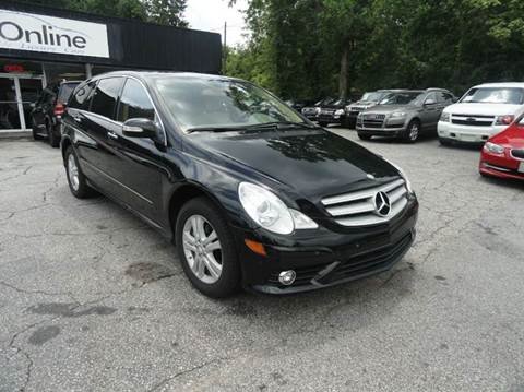 2008 mercedes benz r class for sale georgia for Mercedes benz r350 price
