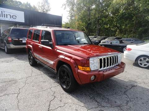 2006 Jeep Commander for sale in Roswell, GA
