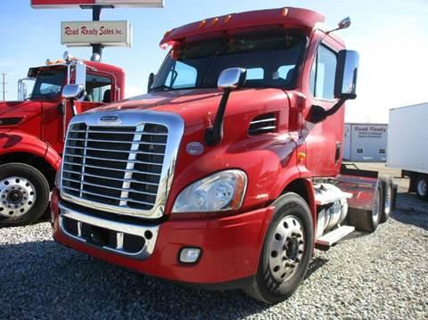 2014 Freightliner Cascadia125