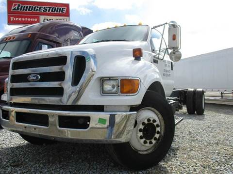 2011 Ford F-650 for sale in Richmond, IN