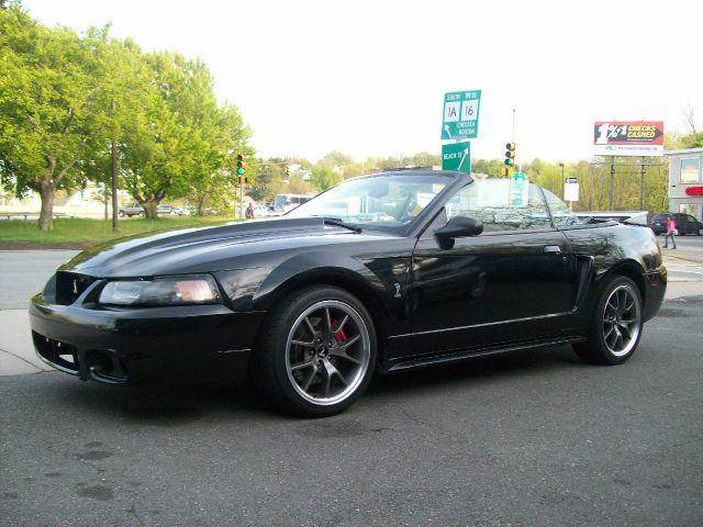 1999 ford mustang cobra convertible in revere ma circle. Black Bedroom Furniture Sets. Home Design Ideas