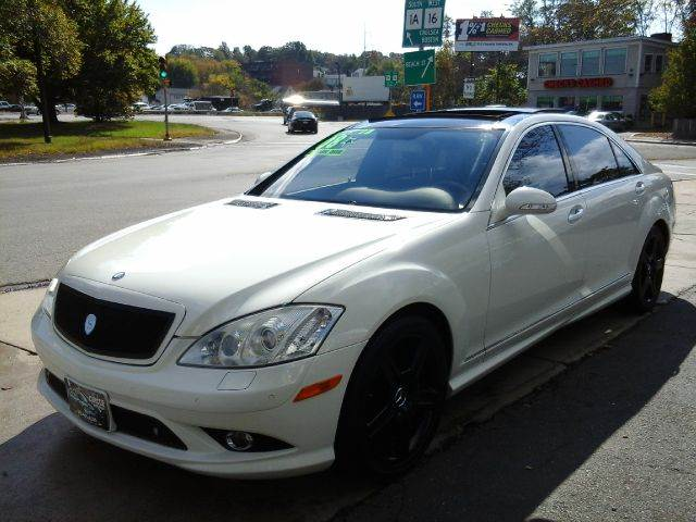 2008 mercedes benz s class awd s550 4matic 4dr sedan in for Mercedes benz 2008 s550