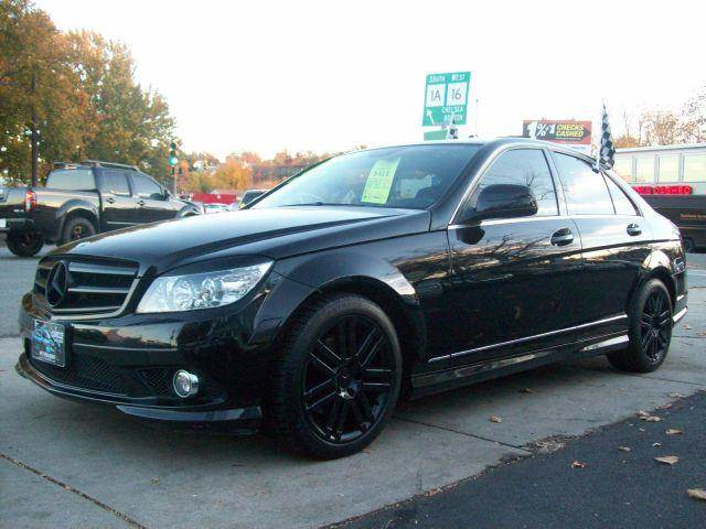 2008 mercedes benz c class c300 sport sedan 4matic in for Mercedes benz haverhill ma