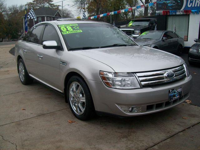2008 ford taurus x limited awd for sale. Black Bedroom Furniture Sets. Home Design Ideas