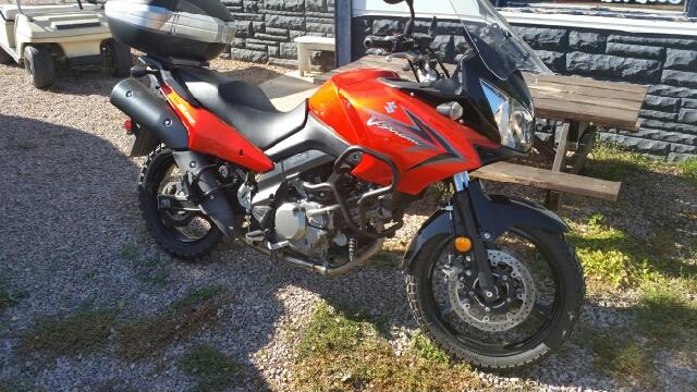 2009 Suzuki V-Strom