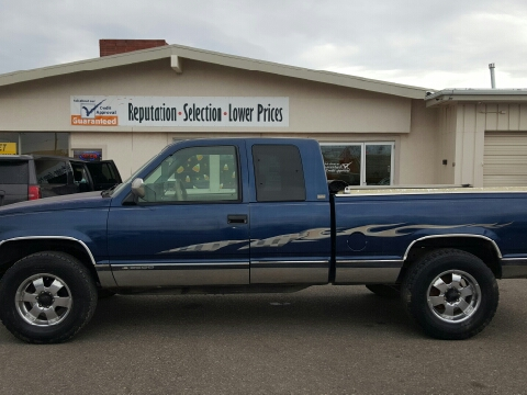 1994 Chevrolet C/K 2500 Series for sale in Gillette, WY