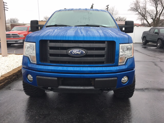 2010 Ford F-150 STX 4x4 4dr SuperCab Styleside 6.5 ft. SB - Winchester IN