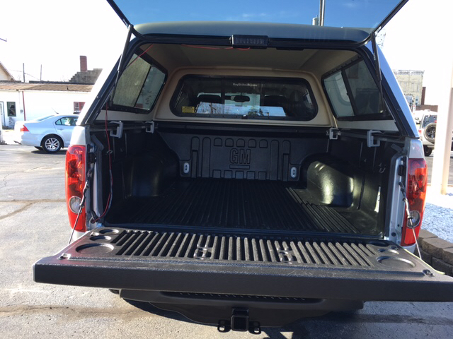 2012 GMC Canyon SLT 4x4 4dr Crew Cab - Winchester IN