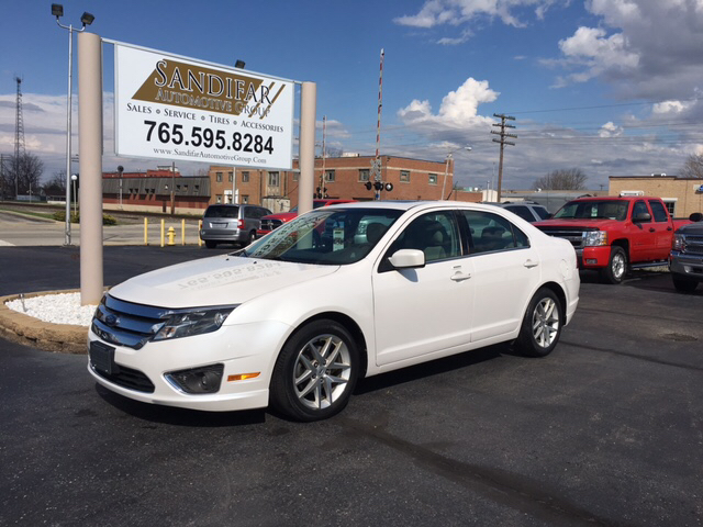2010 Ford Fusion SEL 4dr Sedan - Winchester IN