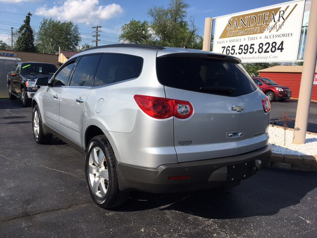 2012 Chevrolet Traverse LT 4dr SUV w/ 1LT - Winchester IN