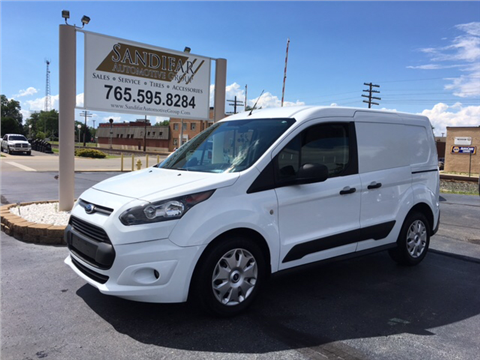 2015 Ford Transit Connect Cargo for sale in Winchester, IN