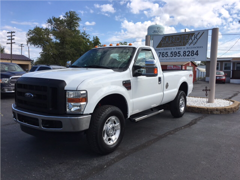 2010 Ford F-350 Super Duty for sale in Winchester, IN
