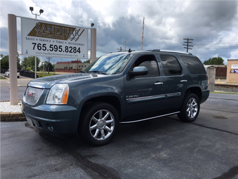 2008 GMC Yukon for sale in Winchester, IN