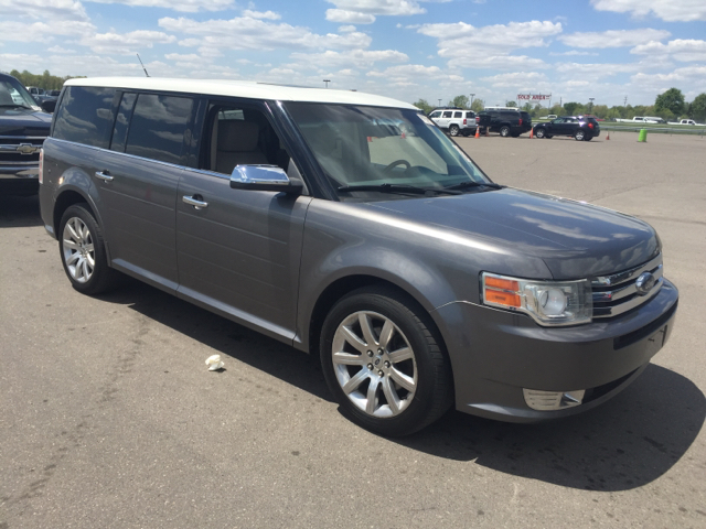 2009 ford flex limited awd crossover 4dr in detroit mi c. Black Bedroom Furniture Sets. Home Design Ideas