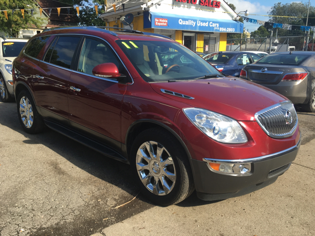 2011 buick enclave cxl 2 awd 4dr suv w 2xl in detroit mi. Black Bedroom Furniture Sets. Home Design Ideas