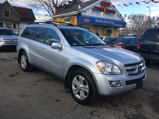2007 mercedes benz gl class gl 450 awd 4matic 4dr suv in detroit mi c m auto sales. Black Bedroom Furniture Sets. Home Design Ideas