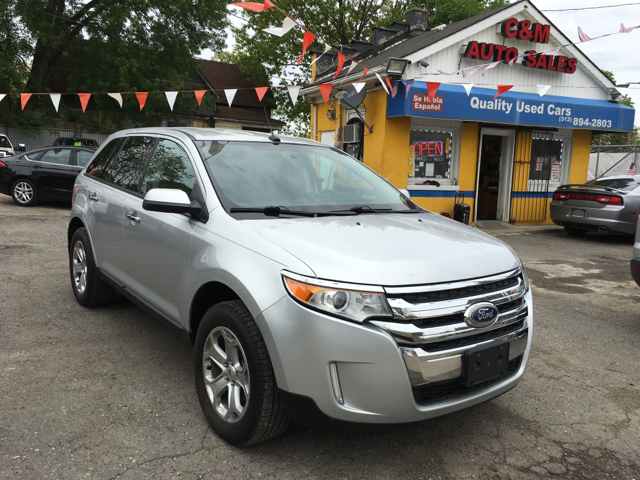 Ford Edge Sel Awd Dr Crossover Detroit Mi
